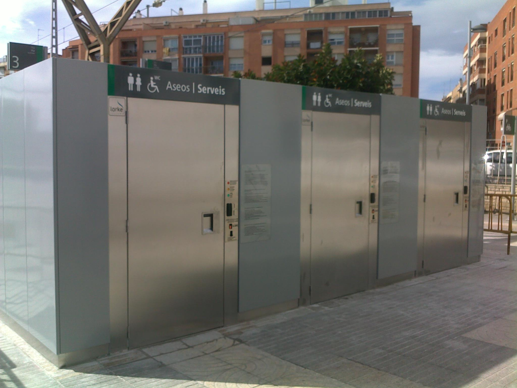 Proyectos personalizados lorke systems for Aseos modernos